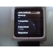 Relógio Apple Ipod Nano 6 - Pulseira Lunatik