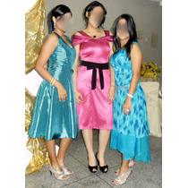 Vestidos Formal Fiesta Mujer Talla Única Ajustable Estrech