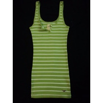 Tank Top Hollister Co. T- Xs Nueva Original