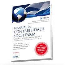 Livro - Manual De Contabilidade Societária - Aplicável A