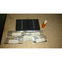 Kit Completo Celdas Solares Policristalinas Panel 60 Watts