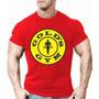 Camiseta Camisa Golds Gym Fitness Malhar 20% Off Top