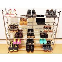 Botinero Zapatero Mueble Extensible Guarda 30 Pares Zapatos