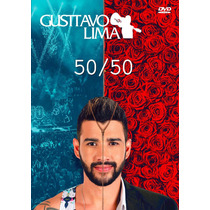 Kit Dvd+cd Gusttavo Lima 50/50