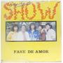 Lp Banda Show Nordestinos Do Ritmo - Fase De Amor - B086