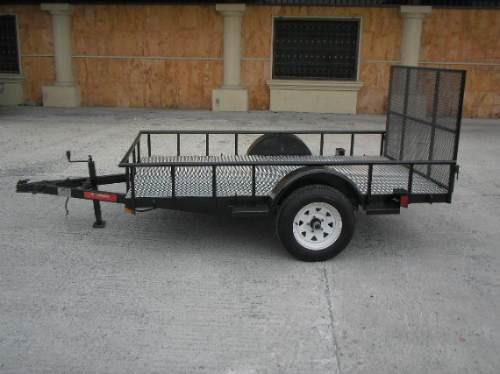 Remolque Traila Cuatrimotos Trailas Camionetas Mty 188 ...