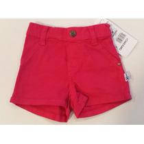 Shorts Bebê Hering Feminino
