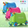Valija Andador Niños Caminador Arrastre Baby Suitcase Pata