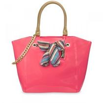 Bolsa Feminina Petite Jolie Big Shop Pvc Grande Pj1828