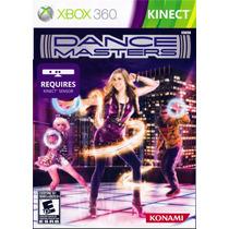 Jogo Xbox 360 Dance Masters Original E Lacrado Midia Fisica