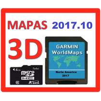 Garmin City Navigator 2017 Sd Nt Gps Original