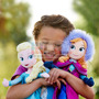 Promo Muñeca Peluche Frozen Elsa Enorme 50cm Original Disney