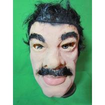Mascaras En Látex - Chapo Guzmán.