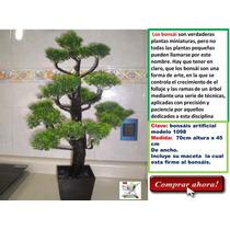 Árbol Bonsai Artificial Excelente Calidad Idd