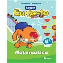 Kit Eu Gosto Mais - Mat/por/cie/ing/ Hist/geo 4ª Ano Liv Pro