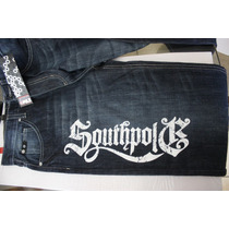 Jeans-pantalon Southpole Original -nino-talla 14- Rapero