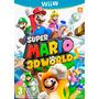 Juegos Digitales Wii U Mario 3d World!! Entrega Inmediata