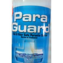 Medicamento Paraguard De Sea Chem Anti Parasito 110ml