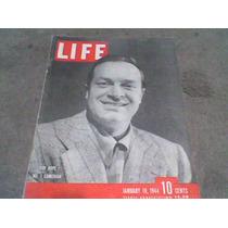 Revista Life Dedicada A Bob Hope 1944