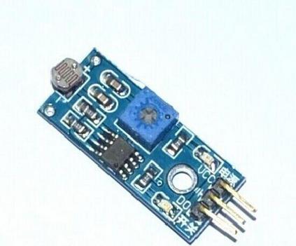 M dulo fotosensible detector de luz con ldr arduino pic - Detector de luz ...