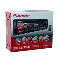 Reproductor Pioneer Mp3 Mixtrax Aux Usb Cd Deh-x1750ub