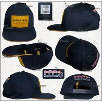 Gorra Plana Red Bull Racing F1 Genuina Linea 2016 Ricciardo