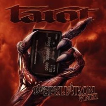 Power/heavy Metal Cd De Tarot:the Spell Of Iron Mmxi 2011