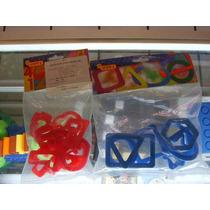 Moldes De Números Y Formas Geometricas Para Plastilina