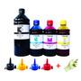 2500ml Refil Tinta Para Impressora Epson L365 L375 L355 L555