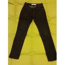 Pantalon De Jeans Negro Kosiuko Divino!!!