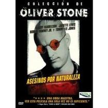 Dvd De La Pelicula:asesinos Por Naturaleza 2001 119 Minutos