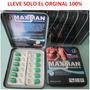 Maxman Ix 9 Potenciador Sexual Agranda Y Retardante - Orig.