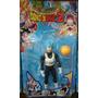 Muñeco De Dragon Ball Z Vegeta Fase Dios - Articulado 13 Cm