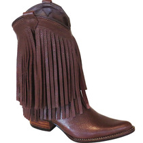 Bota Country Infantil Lady Silver Oklahoma Couro Floater