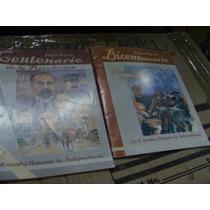 Libro Comic Centenario De La Revolucion Y Bicentenario,con S