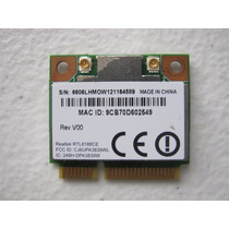 Tarjeta Wifi Realtek Modelo Rtk-rtl8188ce Laptops