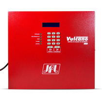 Central De Alarme De Incêndio Vulcano 400 Jfl