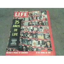 Revista Life En Español 25 Años Edicion Especial