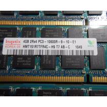 Memoria Ram Ddr3 De 4gb Hynix Para Servidor Hmt151r7tfr4c-h9