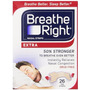 Tiras Nasales Breathe Right, Extra, 26-conde Caja Original