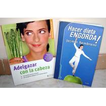 Combo 2 Libros Para Adelgazar Dieta En Físico