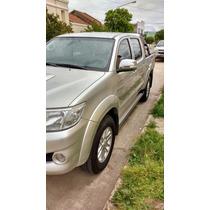 Toyota Hilux Srv 3.0 D/c 4x2 2012
