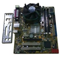 Kit - Processador Dual Core, Placa Mãe Ddr2 C/ Espelho