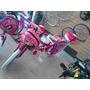 Hermosa Bicicleta Rin 20 Para Niña