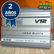 Potencia Para Auto 1000w Gbr Da 1000 * Garantía 2 Años *
