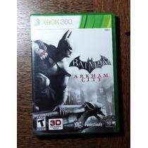 Batman Arkham City - Jogo Xbox 360