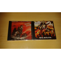 Living Death - 2 Cds Metal Revolution - Vengeance Of Hell