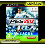 Pro Evolution Soccer 2012 Ps3 Disco Fisico Español