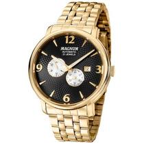 Relógio Magnum Masculino Ref: Ma33960u - Automático