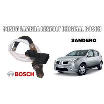 Sonda Lambda 4 Fios Renault Sandero 1.0 1.6 16v (flex)